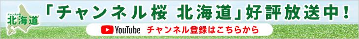 チャンネル北海道 8.20 正式スタート!